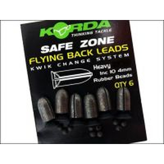 Korda Safe Zone Flying Backleads 7 grams