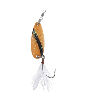 Balzer Trout Attck Star Dust Fluo orange