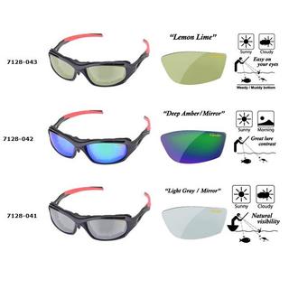 Spro Gamakatsu Polarisations Brille G-Glasses Over-G Light Gray White Mr Sha