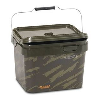 Anaconda Freelancer Bucket 10l viereckig