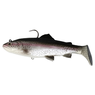 Savage Gear 3D Trout Rattle Shad 17cm 80g Dark Brown Trout