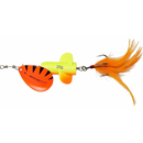 DAM EFFZETT Rattlin Spinner #6 13cm 25g Fluo orange
