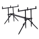 DAM Convertible Rod Pod Black 3 Rods